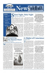 ALFI News Issue 4, Year 9, December 2012