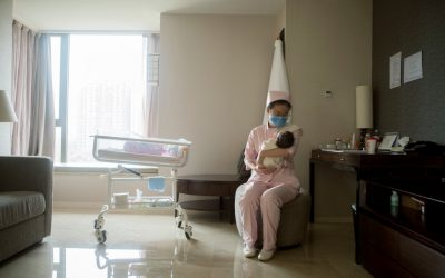 Burying 'One Child' Limits, China Pushes Women to Have More Babies