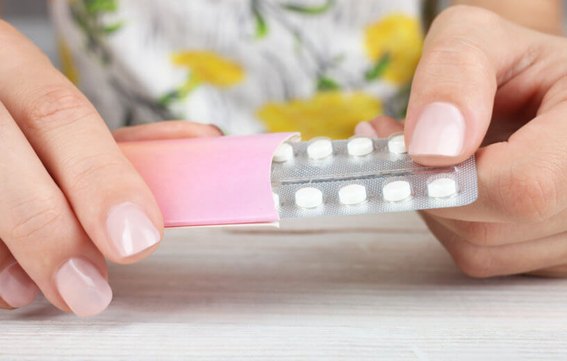 Birth Control Pills May Be Shrinking A Vital Brain Region In Women, Study Finds