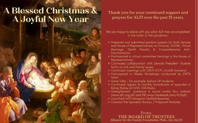 A Blessed Christmas and a Joyful New Year