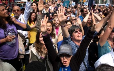 The largest pro-life event in the history of New York