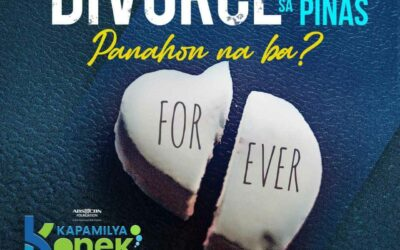 ALFI Senior VP Eileen Araneta Invited By ABS-CBN Kapamilya Konek  To Talk About Divorce in the Philippines Tuesday, 28 September 2021 at 3:30p.m.